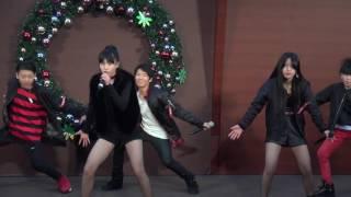 buddy?step (バディーステップ)「アシタノヒカリ (AAA)」2016/11/23 エイベックス・チャレンジステージ