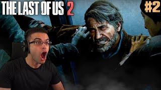 Joel gets Ambushed - The Last of Us 2 (Part 2)