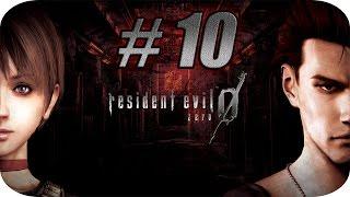 Resident Evil Zero HD Remaster - Gameplay Español - Capitulo 10 - 1080pHD