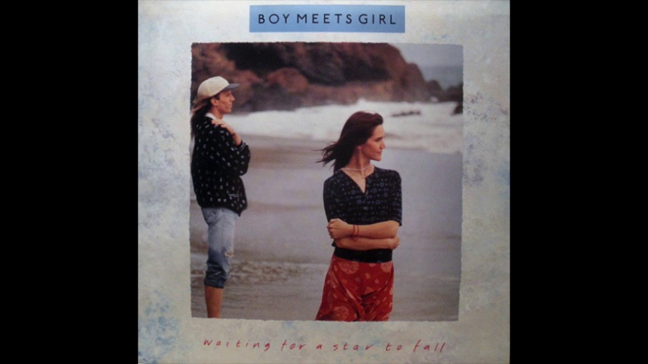 Boy meets girl waiting for a star to fall cd