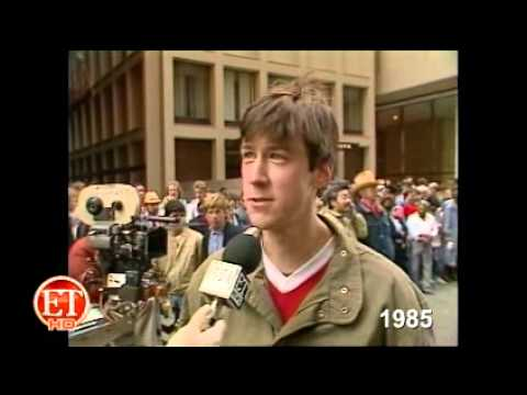 Entertainment Tonight interviews the cast of Ferris Bueller's Day Off
