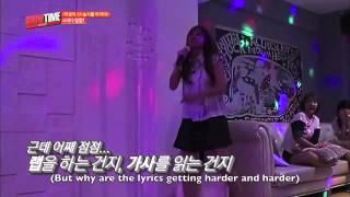 exid funny clip 197 unpretty rapstar hani