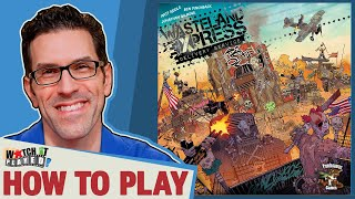 Wasteland Express Delivery Service - How To Play