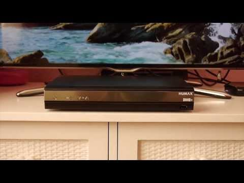 Humax HDR2000T Freeview HD+ PVR Review