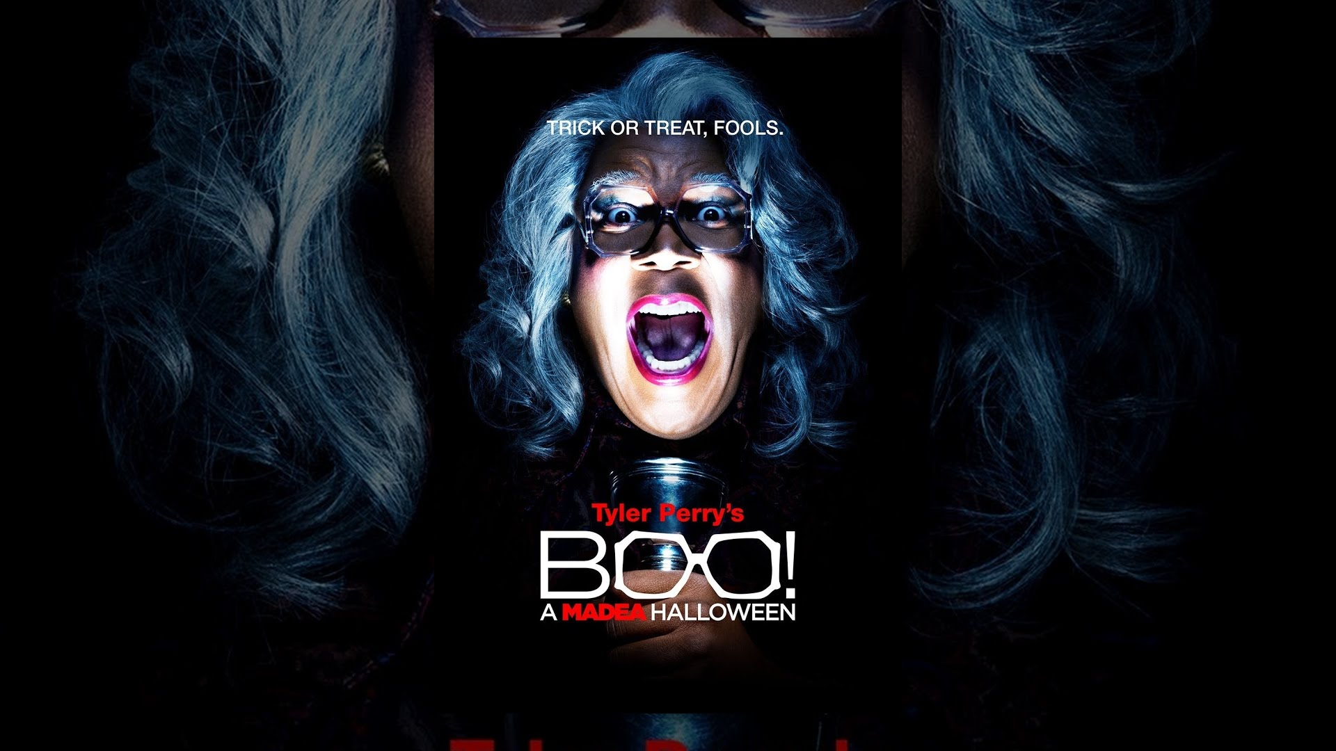 Tyler Perry's Boo! a Madea Halloween - YouTube