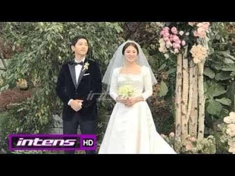 Meriahnya Pernikahan 'Song-Song' Couple - Intens 01 November 2017