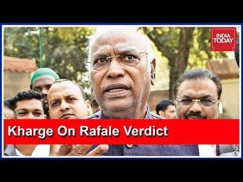 Mallikarjun Kharge On Rafale Verdict; PAC Will Summon AG For Misleading SC Over CAG Report :