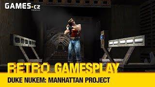 Čtenářský Retro GamesPlay - Duke Nukem: Manhattan Project