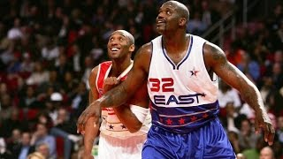 Shaquille O'Neal Top 10 All-Star Plays