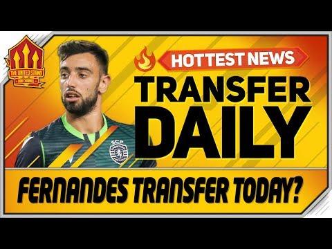 Dybala AND Bruno Fernandes Back On? Man Utd Transfer News