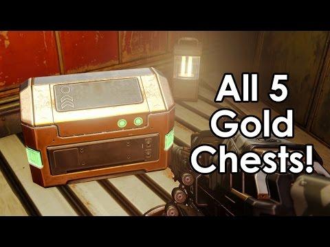 Destiny: All 5