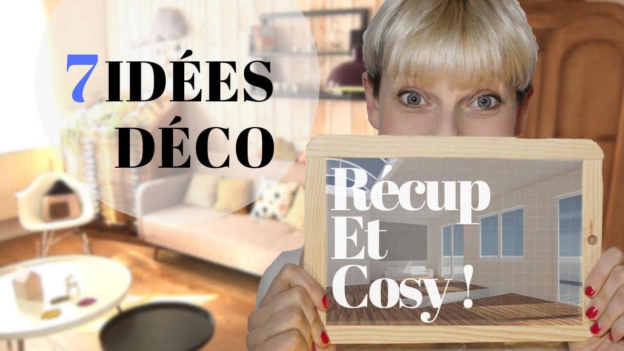 [Déco   Appartement Tour] 7 IDÉES DÉCO RÉCUP MAIS TRÈS COSY !!