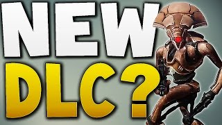 Destiny - NEW DLC ?