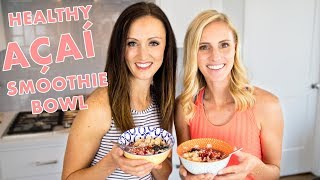 How To Make An Acai Smoothie Bowl!