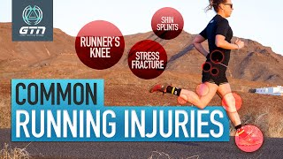 Common Running Injuries & How To Prevent Them