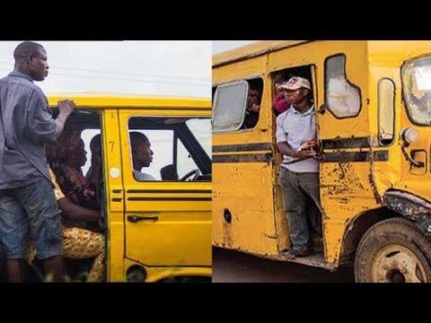 LAGOS CONDUCTOR TO WEAR UNIFORM. - HELLO NIGERIA