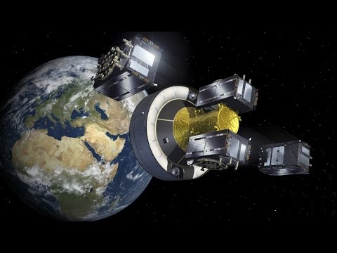 Space: Galileo, Europe's answer to GPS, to go online