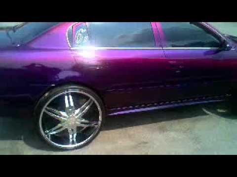 07 Nissan Maxima >> LOS KUSTOMS ALTIMA ON 6s FRESH PAINT JOB - YouTube