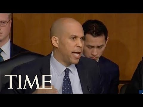 Cory Booker To DHS Secretary: 'Your Silence And Your Amnesia Is Complicity'   TIME
