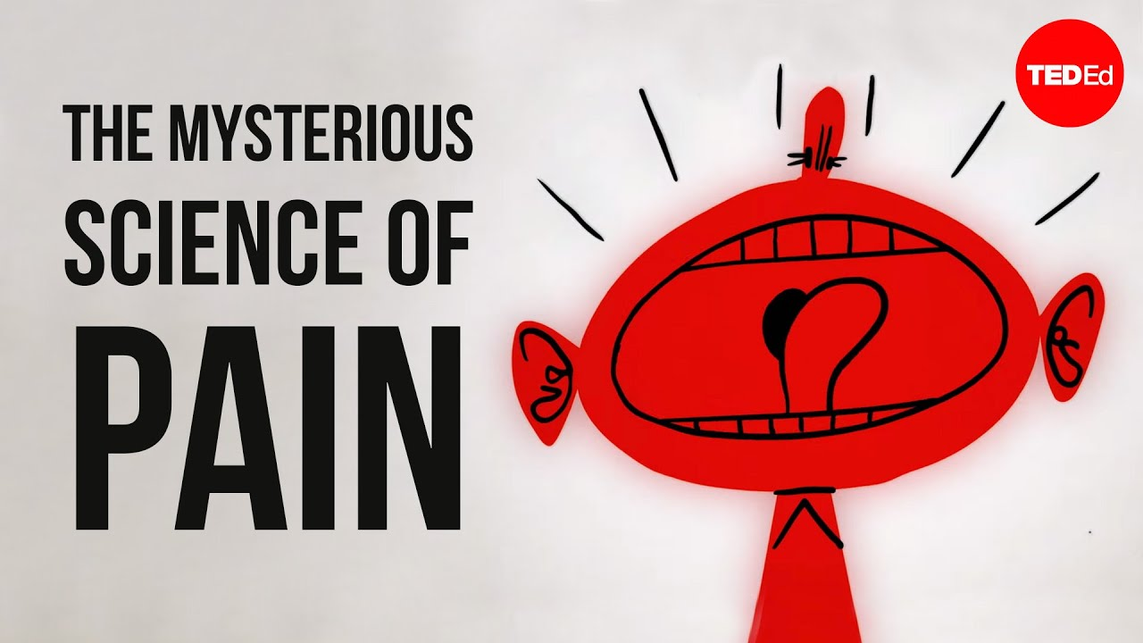 The mysterious science of pain - Joshua W. Pate