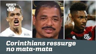OLHA o que VAMPETA falou de Corinthians 2 x 1 Flamengo