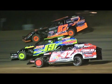 6-9-18 UMP Modified Feature Merritt Speedway