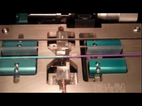Butt Weld - Catheter Tube Bonding .MP4