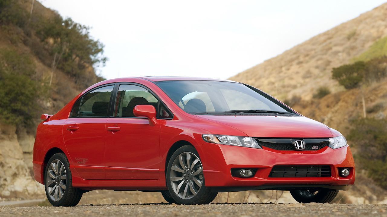 Vale A Pena Comprar O Honda Civic Si 2007 A 2011  Ficha