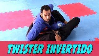 Baixar Twister Invertido para Crucifixo - HST Jiu Jitsu