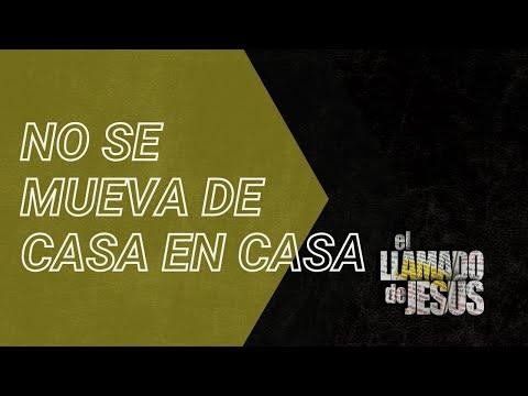 14 NO SE MUEVA DE CASA EN CASA Ganemos hogares y ciudades enteras para Dios