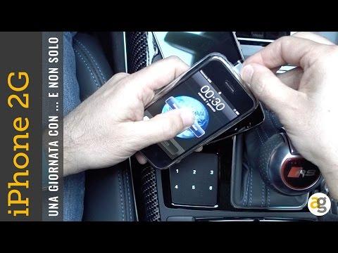 EXP Una giornata con IPHONE 2G e non solo...
