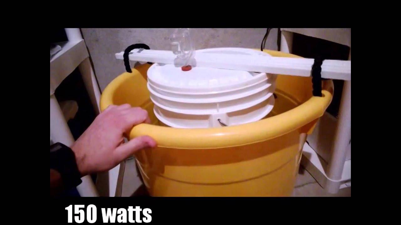 The Homebrew Handyman $15 Fermentation Tank