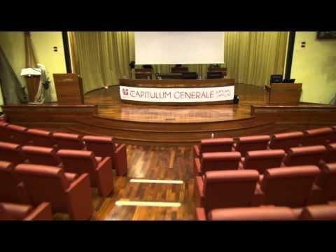 Aula kapitulna 2 - kolegium Kapucynów w Rzymie