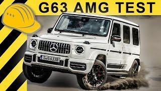 Ist der G63 AMG wirklich 190.000€ wert? Mercedes G63 AMG MEGA TEST!