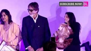 Amitabh Bachchan At 'pawsitive People's Awards' For Dog Lovers In Mumbai