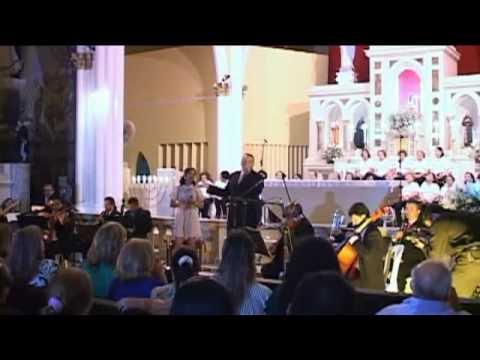 Concerto Mariano  - Maria e o Anjo por Mota Filho e Natália