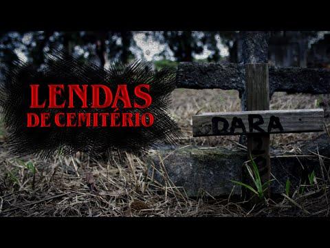 LENDAS DE CEMITÉRIOS ABANDONADOS - Lenda Urbana & Cemitério Maldito