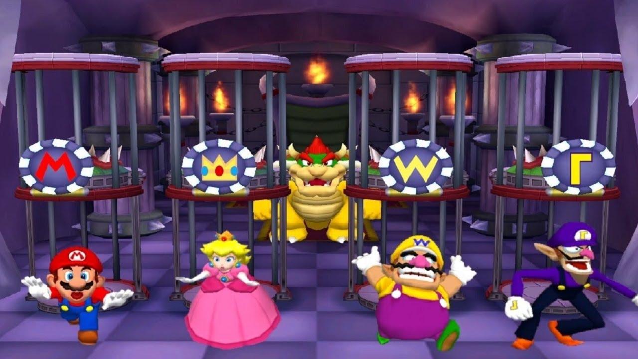 Mario Party Series - Survival Minigames