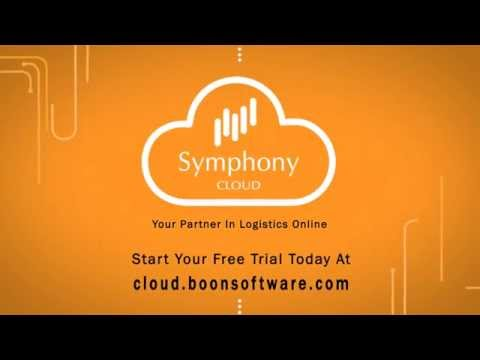 Symphony CLOUD - The WMS for Logistics Providers & Brand Owners