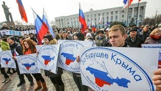 Should Ukraine and West Accept de facto Crimea Joining Russia?