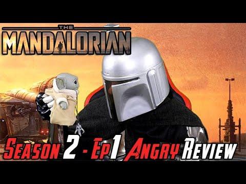 The Mandalorian Season 2 Episode 1 - Angry Review!
