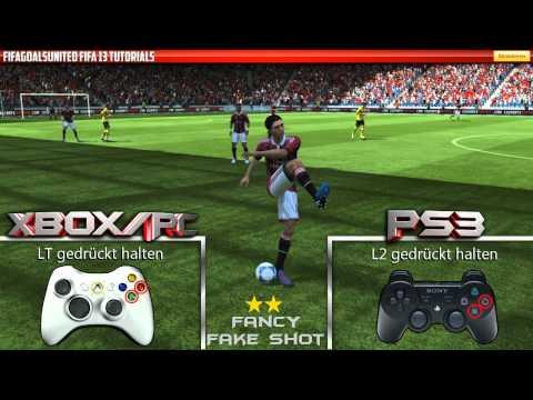 FIFA 13 - ALLE NEUEN TRICKS TUTORIAL - [ XBOX 360 - PS3 - PC ] DEUTSCH - HD