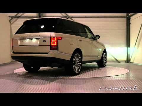 Land Rover Range Rover Autobiography Luxor