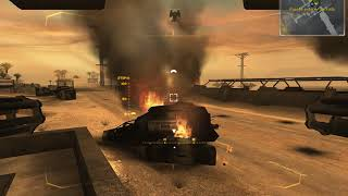 Battlefield 2142 Canal de SUez