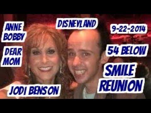 Anne Bobby & Jodi Benson  'Dear Mom' into 'Disneyland'