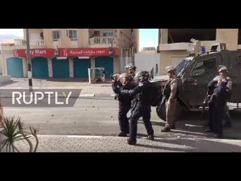 State of Palestine: Clashes continue in Bethlehem over Trump's Jerusalem declaration