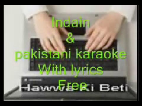 Aayegi har pal tujhe meri yaad ( Andolan ) Free karaoke with lyrics by Hawwa-
