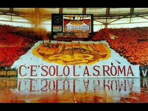 Forza Roma Forza Lupi Youtube