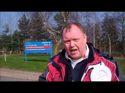 Rolfe Pearce Why I'm Standing for Election - The NHS
