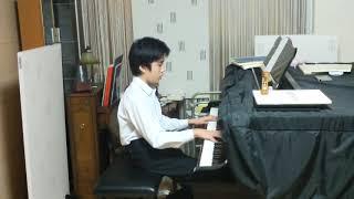 2017年11月6日「天才キッズ全員集合」放送のあとに即興作曲。 伊賀拓郎...